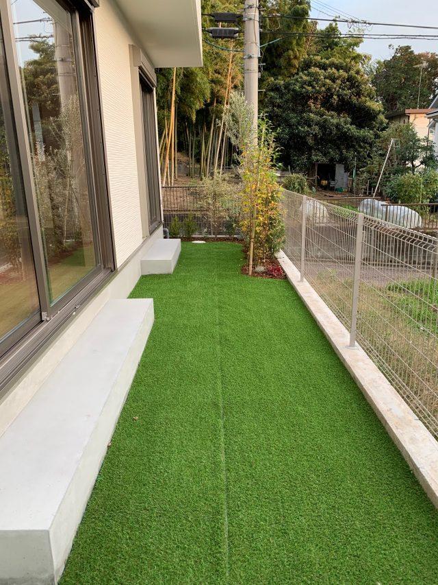 3号棟:お庭スペース