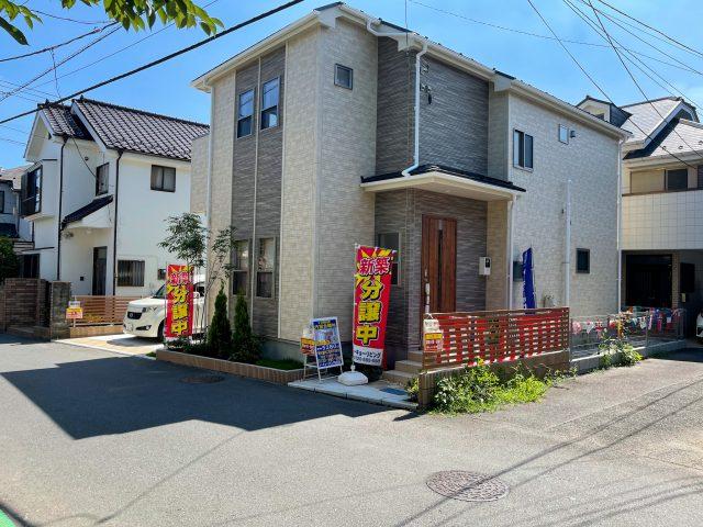 西東京市谷戸町3丁目2-13当社現地管理物件です。毎日室内ご見学可能