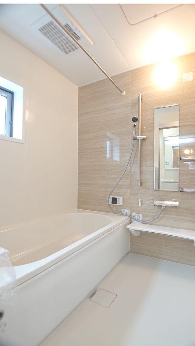 バスルームの参考画像です。